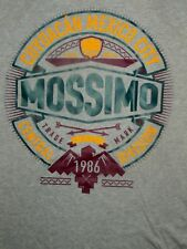 MOSSIMO COYOCAN MEXICO CITY SUPPLY CO CENTRAL DIVISION T-Shirt CLASSIC Mens XL