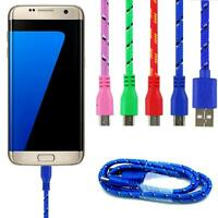 Micro USB 3M 10FT Data Cable Sync Cable Charger For Samsung Galaxy S7 edge