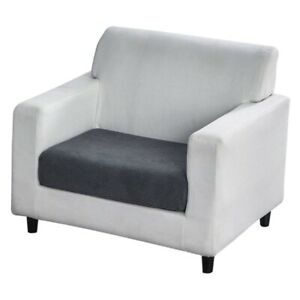 1/2/3/4 Seats Sofa Seat Covers Couch Slipcover Elastic Cushion Cover Protector