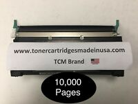 Lexmark  X746 DE, X748 DE OEM Alternative TCM USA Yellow Toner. 10,000 pages