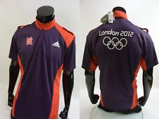adidas Official Olympic Games Shirt LONDON 2012 Olympic Games SIZE XL (adults)