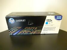 HP Q3961A 122A Cyan Toner Cartridge LaserJet 2840 Genuine New Seal Box