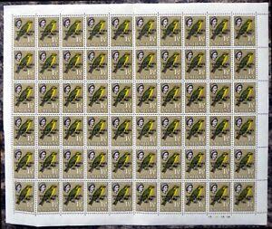 TRISTAN DA CUNHA 1963 - 1½d Bird Resettlement SG56 SEE BELOW DK801