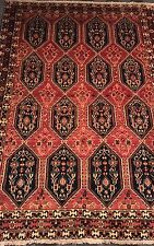 HANDMADE 100% PERSIAN WOOL RUG,  FREE DELIVERY