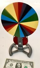 Newton's Color Disc Heavy D. hand crank Wheel Science school Learning Experiment
