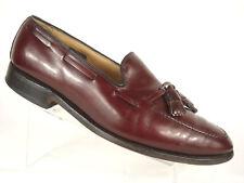 Allen Edmonds Grayson Tassel Loafer Apron Toe size US 10 D EU 44 Leather