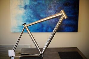 Litespeed T1SL Titanium Ti 6Al/4V Frame Size Small With 3T Fork