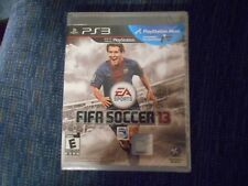 FIFA SOCCER 13 PS3 FACTORY SEALED!!!  FREE FAST SHIP!!!  L@@K!!!!!