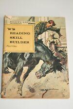 1958 Reader's Digest Reading Skill Builder Part One