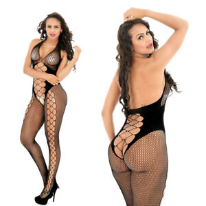 Fashion Women Sexy Lingerie Fishnet Body stockings Underwear Sleepwear 8961