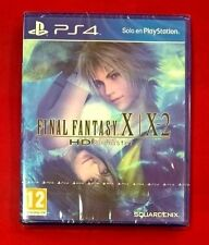 Final Fantasy X | X-2 HD Remaster - PLAYSTATION 4 - PS4 - NUEVO