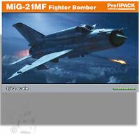EDUARD 1/72 MIG-21MF FIGHTER BOMBER PROFIPACK KIT 70142
