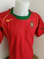 maillot de football Portugal foot vintage 2004 taille S nike