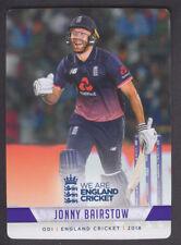 Tap N Play - England Cricket 2018 - Base # 63 Jonny Bairstow - Yorkshire