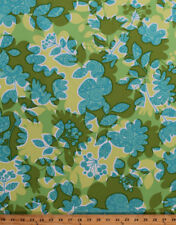 Cotton Home Decor Weight Flowers Floral Leaves Upholstery Fabric By Yard D254.03