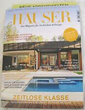 HÄUSER Das Magazin für Architektur und Design 6/2020 Dezemb/Januar Neu Ungelesen