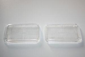 Porsche 964 Set Original Bosch Lenses for Fog Lights Right + Left NEW