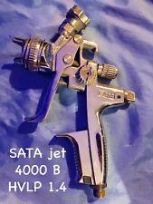SATA Jet 4000 B HVLP Paint Spray Gun automotive paint spray Gun OBO
