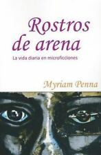 Rostros de arena (Spanish Edition)