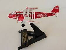 Dh84 Dragon Vh-aqu Coca Cola
