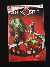 Animosity #4 Marguerite Bennett Rafael De Latorre. Aftershock Comics