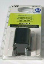 JVC BN-VG121 3.6V 2100mAh Genuine Battery up to 140min Recording New Sealed Pack