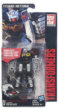 NEW HASBRO TRANSFORMERS TITANS RETURN LEGENDS CLASS - AUTOBOT REWIND B5612