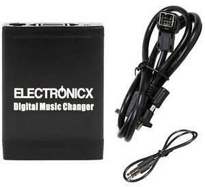 Adapter USB SD AUX Clarion CE-Net