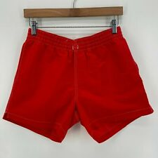 Unbranded Chubbies Swim Trunks Men's Red Mesh Lined Shorts *Choose Size*