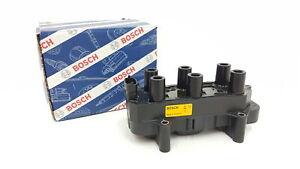 Genuine Bosch 0221503017 Ignition Coil Pack Vauxhall Omega B 2.5 3.0 V6 90541062