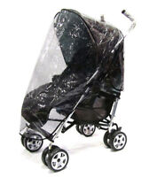 Rain Wind Cover Shield Protector for GRACO Infant Baby Child Strollers Prams NEW