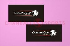 Football League Cup Carling Cup 2011 Final Sleeve Soccer Patch / Badge