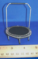 Doll miniature handcrafted Medical Trampoline 1/12th scale
