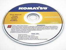 Komatsu Galeo PC300-8,PC300LC-8,PC350-8,PC350LC-8 Excavator Shop Service Manual