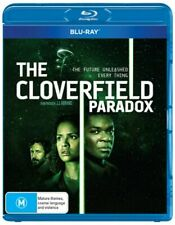 The Cloverfield Paradox Blu-ray Region B