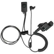 Pryme NEP-BH-03 QD Ear Bone Mic Headset for Motorola 2-Pin Radios (See List)