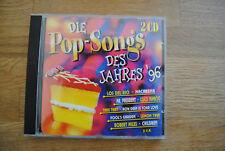 Die Pop-Songs Des Jahres 1996 (2-CD Sampler) (Turner Take That, Backstreet Boys)