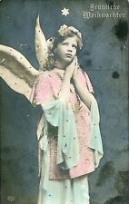 AK ITALIEN 1905 WEIHNACHTEN BROMOGRAFIA