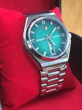 Rado Companion vintage Swiss Automatic Watch- Stunning Green Dial. No Reserve!