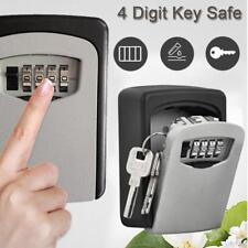 Caja de Cerradura Almacenamiento Para Llaves Combinación Caja de Seguridad