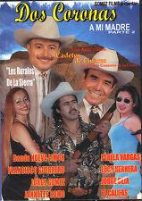 Dos Coronas A Mi Madre, Parte 2 (DVD) **New**