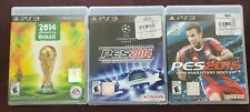 Pro Evolution Soccer 2014 & 2015 + FIFA World Cup 2014 (Sony PlayStation 3) PS3