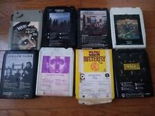 *Vintage* 8 Track Tapes Pick What You Want!!!! Check for availability!!!