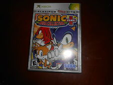 Sonic Mega Collection Plus  (Xbox, 2004)(PLatinum Hits)**Free Shipping**