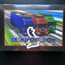 Transportation Family Board Game Children Fun Truck And Cars Game
