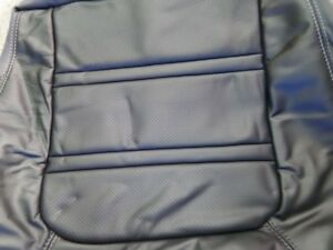 Genuine Ford, FG/X G6E/Turbo Front Base LEATHER COVER.