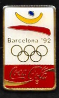 1992 Coca -Cola Barcelona Olympic Pin
