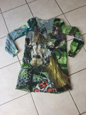 Robe Liquette tunique DESIGUAL taille M bon état