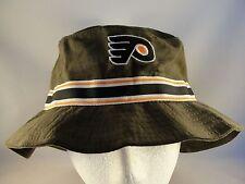 NHL Philadelphia Flyers Vintage Bucket Hat Size L/XL American Needle