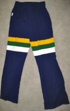 Nba Champion Utah Jazz Game Used Pants 36 Jersey Uniform 1990 Purple #21 Brown